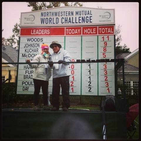 Tiger Woods World Challenge